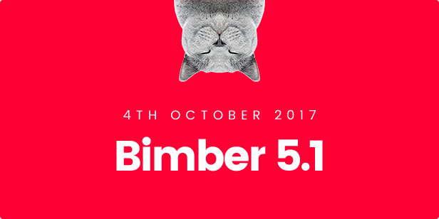 Bimber Viral Magazine WordPress Theme - version 5.1