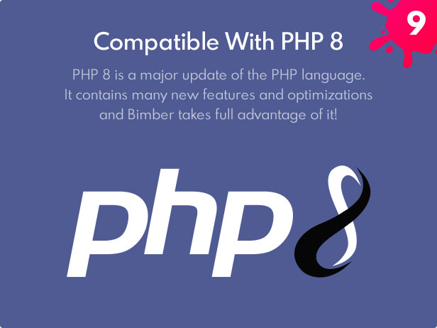 PHP 8 Compatible
